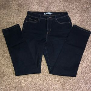 Levi Dark slimming Jeans
